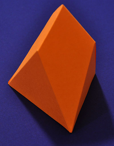 How To Make A Chestahedron Out Of Paper